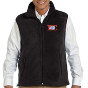 XC-Lion - M985 Harriton Fleece Vest Thumbnail