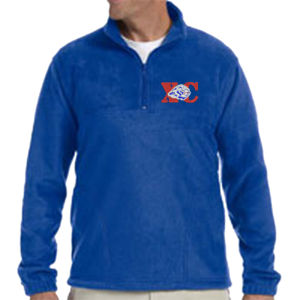 XC-Lion - M980 Harriton Quarter-Zip Fleece Pullover Thumbnail