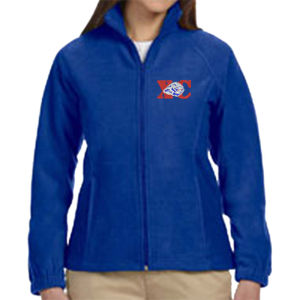 XC-Lion - M990W Harriton Ladies' 8oz. Full-Zip Fleece Thumbnail
